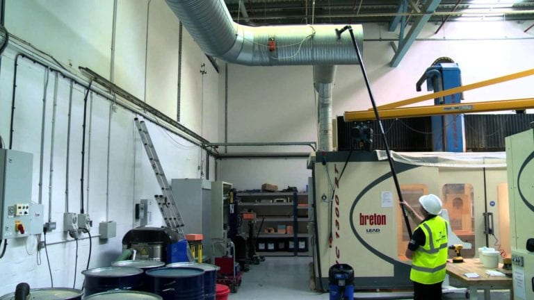 commercial cleaning High Dusting Service