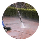 Commercial Cleaning service power washing